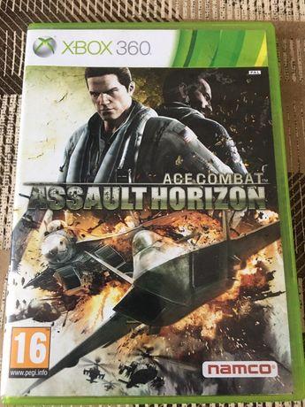Gra xbox 360 AGE combat assault horizon