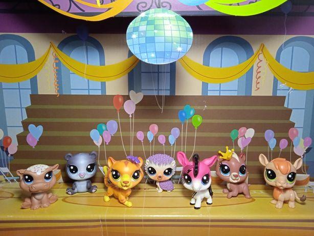 Коллекционная редкая фигурка пет шоп Hasbro