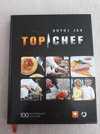 Gotuj jak Top Chef - książka