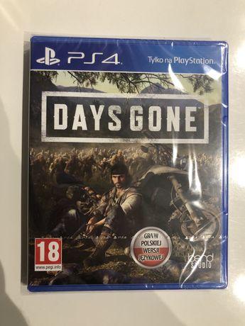 Days Gone - nowa (folia) PS4