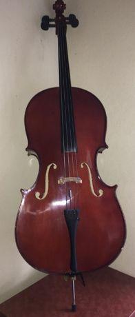 Violoncelo 3/4 Luthier Ricardo Belinha Paços de Brandão
