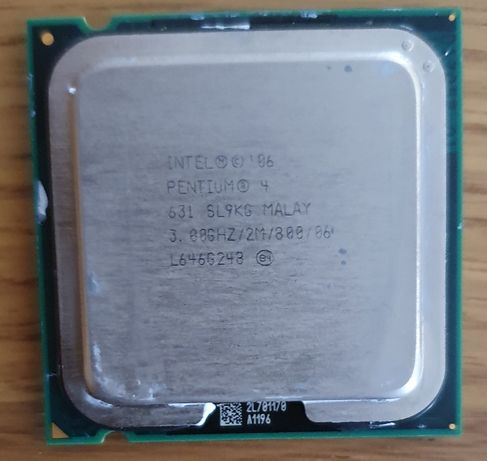 Intel Pentium 4 2M Cache, 3.00 GHz, 800 MHz FSB Socket LGA775