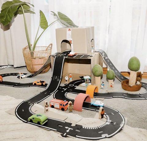 Vendo pista de carros