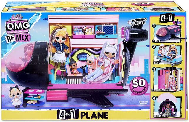 Лол самолет.L.O.L Surprise Plane. Самолет лол ремикс