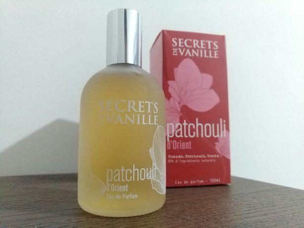 Perfume Secrets de Vanille Patchouli Seveline 100ml Eau de Parfum