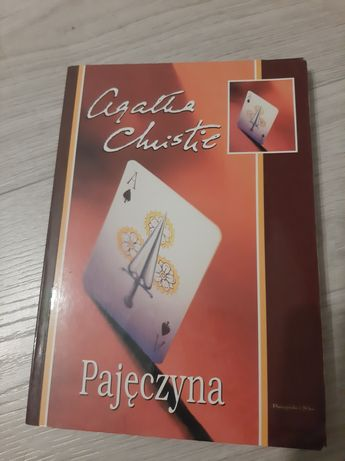 "Agatha Christie ""Pajęczyna"""