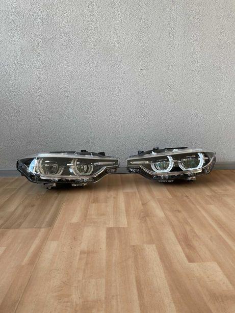 Фари Оригінал BMW 3 series F30/31/34/35/80 2012-2019 FULL Led Лед Фары