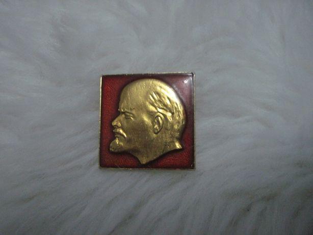 значок Ленин, Дзержинский Феликс