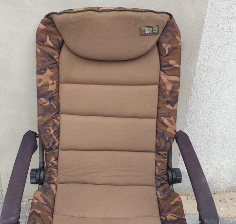 Fotel Fox R3 Camolite plus pokrowiec