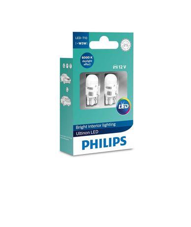 Leds w5w Philips T10