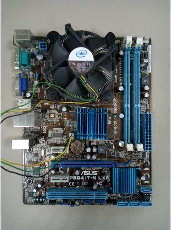 Материнская плата Asus P5G41T-M LX3 (s775)