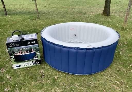 Бассейн джакузи надувной бассейн