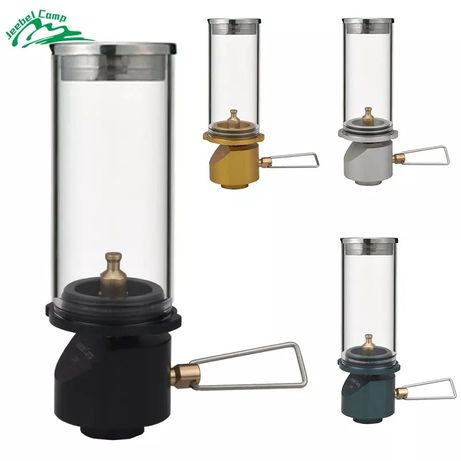 Lampa gazowa na kartusze