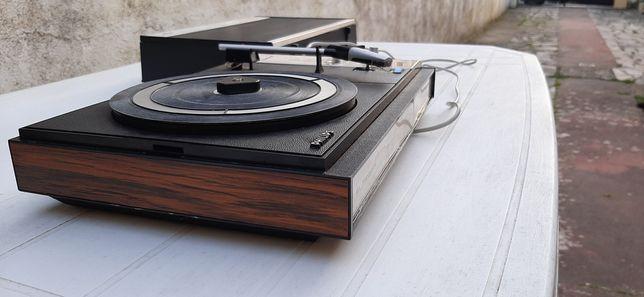 Gira-discos philips antigo