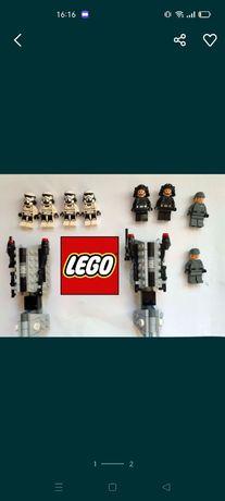 ЛЕГО Звёздные Войны Боевой набор имперского патруля (75207)