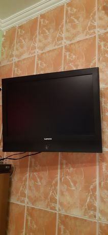 "В/двойка (Телевизор+DVD) ""Lenco"""