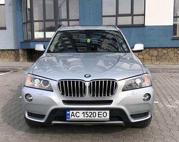 BMW X3 F25 Xdrive 2.8i