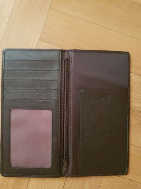 Givony travelling wallet for documents 11.5 см х19см