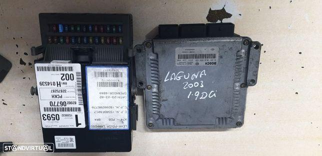 Kit de centralinas Renault Laguna 1.9 Dci