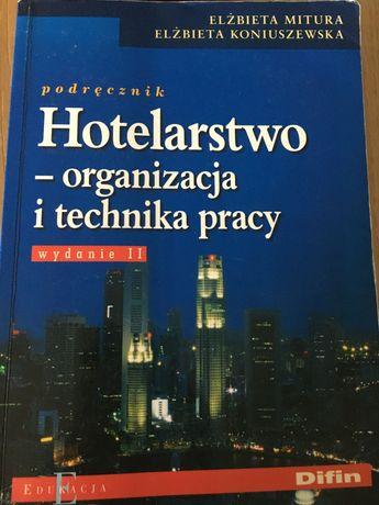 Hotelarstwo- organizacja i technika pracy
