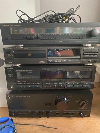 Wieża Technics - hit lat 90tych!