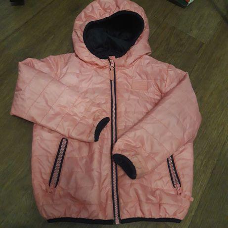 Куртки, ветровки, плащи девочке