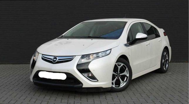 Opel Ampera _ Híbrido plug-in