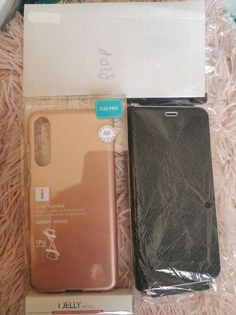 Huawei P20 Pro etui 2szt+szklo gratis