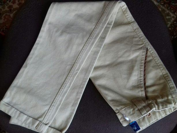 Джинсы р.110-116 (новые) и рубашка
