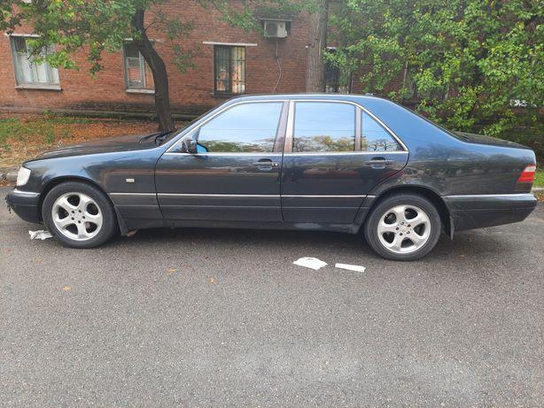 Mercedes s 500 w 140