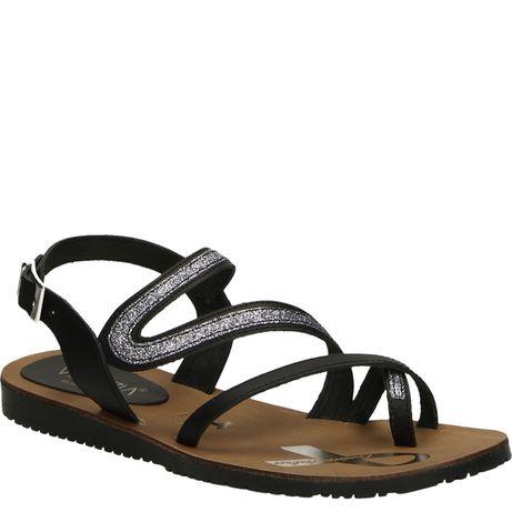 VENEZIA skórzane modne sandałki NOWE r.39