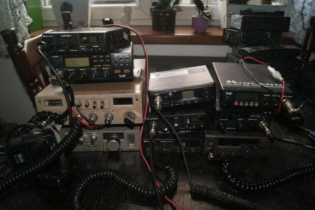 cb radia komplet dla dużej firmy transportowej
