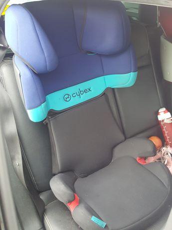 Cybex Solution X-Fix Fotelik Samochodowy 15-36kg