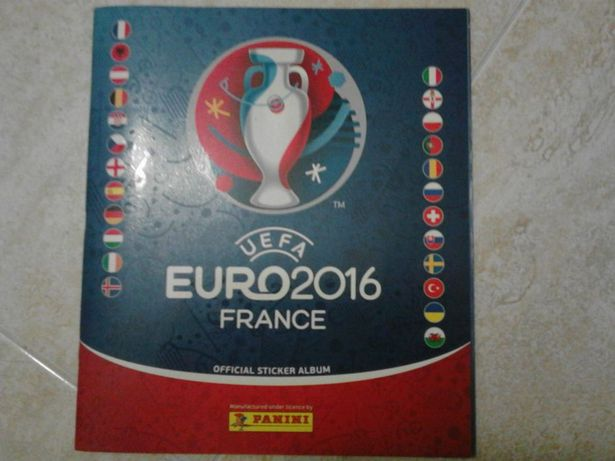 cromos euro 2016 France,actualizado 20 de janeiro
