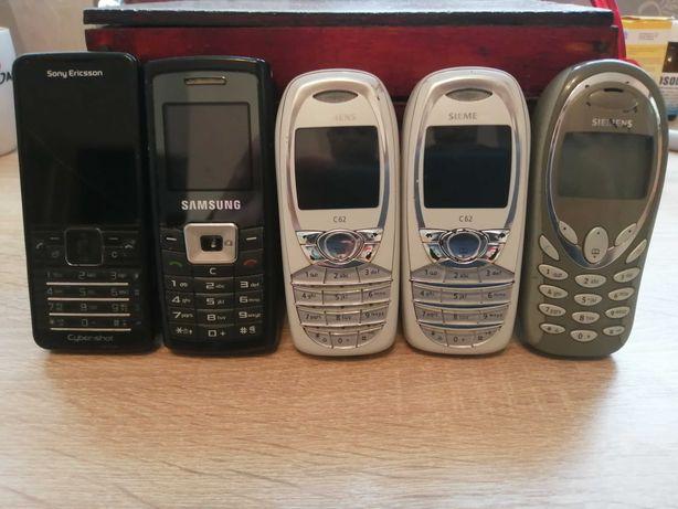 Telefony simens sprawne