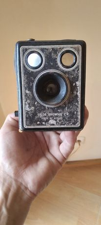 Máquina fotográfica kodak antiga