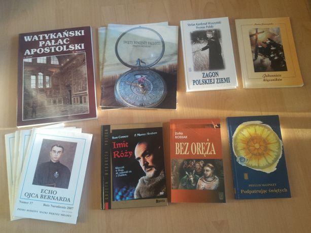 NOWE książki RELIGIJNE 13 sztuk / książka