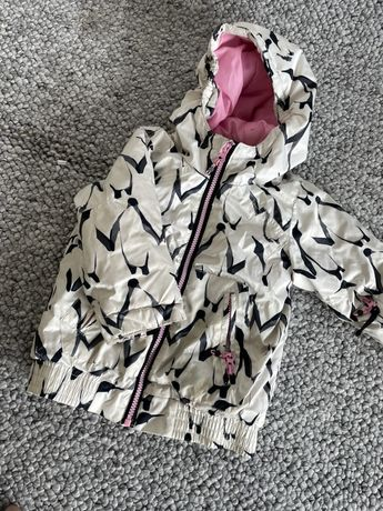 Zimowa kurtka dla dziewczynki 92 reserved