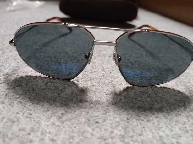 Okulary przeciwsłoneczne TOM FORD Bradford męskie