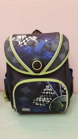 Рюкзак каркасный Kite для мальчика