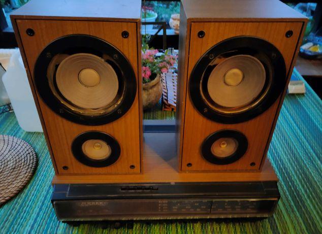 Unitra ZODIAK amplituner + głośniki