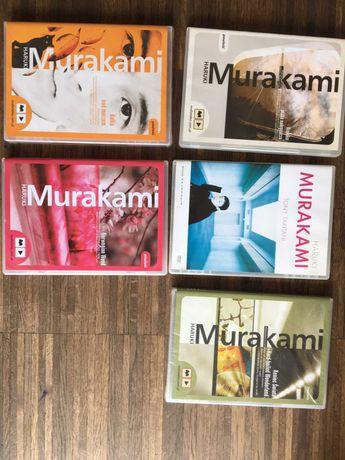 haruki murakami Audiobookii - stan idealny