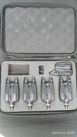 Продам набір сигналізаторів покльовки 4+1