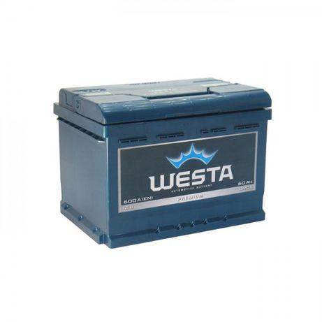 Аккумулятор АКБ Westa Premium 50, 60, 74, 100, 140, 192, 225Ah (Веста)