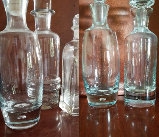 5 szt-Karafka, ceramika, szkło ozdobne, prezent, kolekcja, whisk
