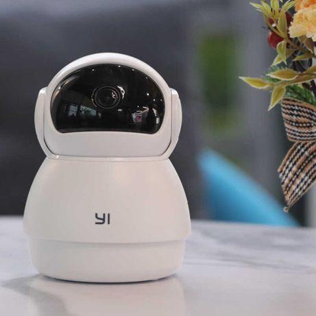 IP камера Xiaomi Yi Dome Guard Camera 1080p купольная 360° Global