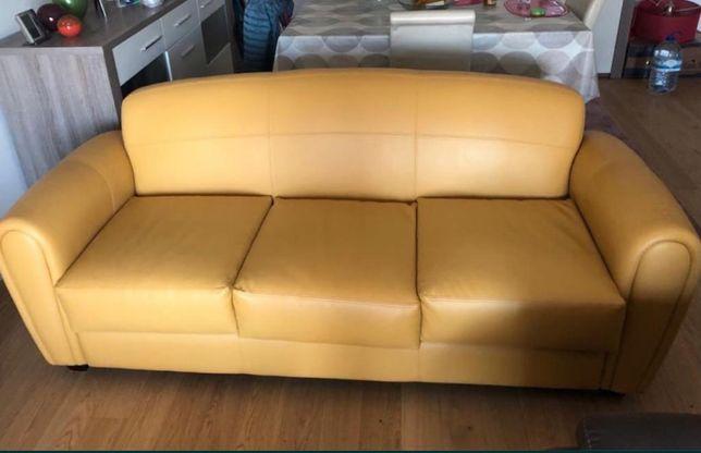 Sofá 3 lugares (novo) Muito confortável