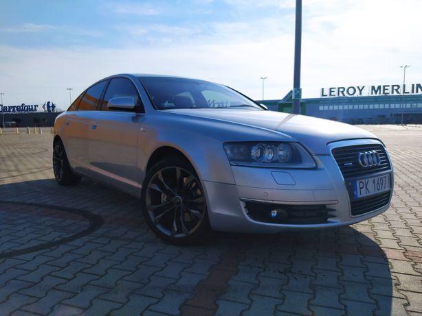 Audi A6 C6 3.0tdi quattro, full opcja OKAZJA