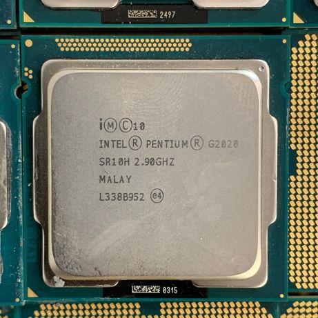 Процессор Intel Pentium G2020 2x2.9GHz 3mb s1155 G620 g850 g870