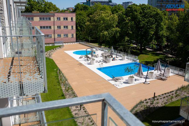Apartament w Kołobrzegu - blisko morza - basen - sauna - siłownia